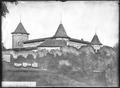 CH-NB - Morges, Château de Morges, vue partielle extérieure - Collection Max van Berchem - EAD-7363.tif