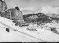 CH-NB - St. Moritz, Grand-Hotel und Eisbahn, Teilaussenansicht - EAD-WEHR-14904-B.tif