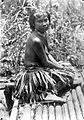 COLLECTIE TROPENMUSEUM - Een jonge vrouw van Sabiroet Mentawai eilanden - A young girl of Siberut Mentawai island - TMnr 10005475.jpg