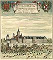 Caen abbayeauxdames 1702.jpg