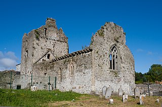 Cahir Abbey house of Augustinian canons