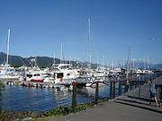 Cairns-marina