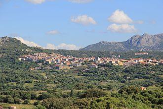 Calangianus - Panorama
