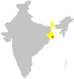 Calcutta in India.png