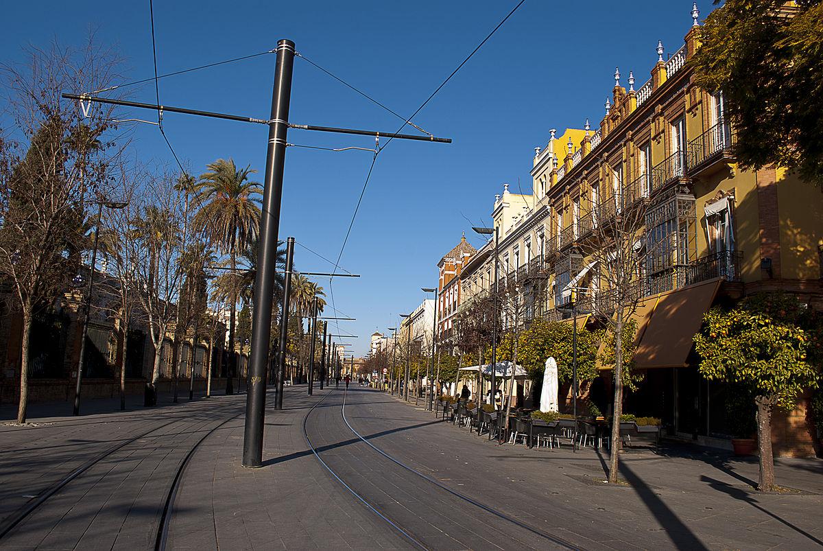 Calle san fernando sevilla wikipedia la enciclopedia - Calle correduria sevilla ...