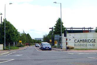 Silicon Fen - Cambridge Business Park