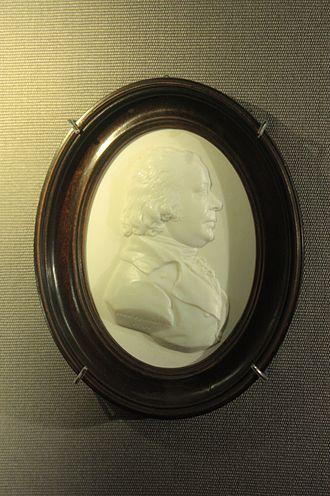 John Pinkerton - Cameo of John Pinkerton, 1798, Scottish National Portrait Gallery