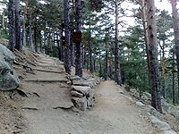 camino de smith navacerrada