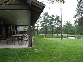 Scouting in Ohio - Camp Friedlander