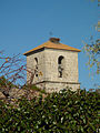 Campanario de iglesia en La Cabrera.jpg