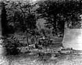 Campsite at Quilcene, Washington, ca 1898-1899 (WASTATE 2553).jpeg