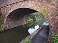 Canal bridge, Durston - geograph.org.uk - 1586088.jpg