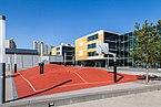 Cancha de baloncesto diferente, Riesstr., Múnich, Alemania 2012-04-28, DD 01.JPG