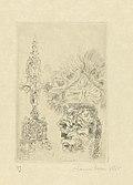 Candelabra and Vase, print by James Ensor, 1888, Prints Department, Royal Library of Belgium, S. III 68829.jpg