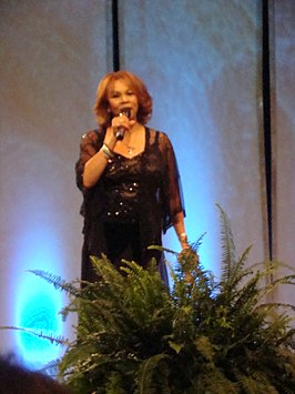 Candi Staton treedt op tijdens the Christian Music Hall of Fame