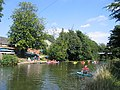 Canoers on the River Leam - geograph.org.uk - 27838.jpg