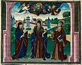 Cantius, Cantianus und Cantianilla, flämische Buchmalerei.jpg
