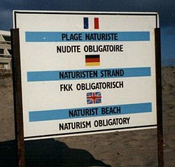 meaning of naturism