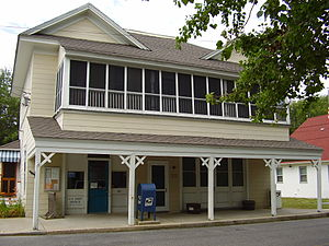Cape May Point, New Jersey - Cape May Point Post Office