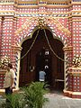 Capilla de San Pedro Tonanzintla, puerta.JPG