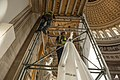 Capitol Dome Restoration - Rotunda Interior Protection (13876955244).jpg