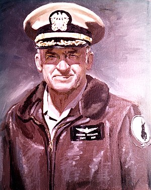 """Eugene McDaniel - Captain Eugene """"Red"""" McDaniel"""