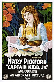 <i>Captain Kidd, Jr.</i> 1919 film directed by William Desmond Taylor