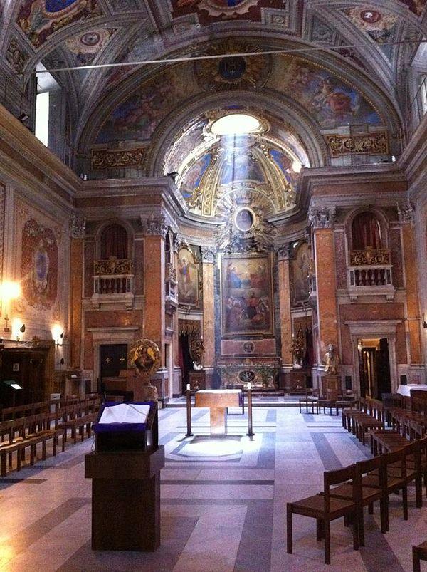 baroque oratorio - photo #48