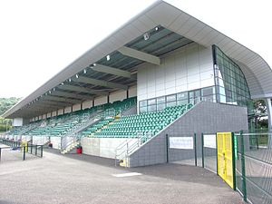 Cardiff International Sports Stadium - Image: Cardiff Amateur Athletic Club
