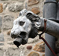 Cardiff Castle water spout (2991844643).jpg