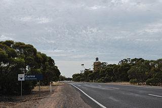 Carina, Victoria Town in Victoria, Australia