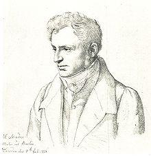 Friedrich Wilhelm Schadow by Carl Christian Vogel von Vogelstein (1821) (Source: Wikimedia)