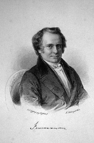 Karl Leberecht Immermann - Karl Leberecht Immermann.