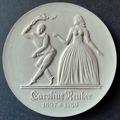Caroline Neuber DDR Münze 5 Mark 1985.tif