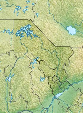 Voir sur la carte administrative de la zone Mauricie
