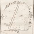Carte et Plan du Port neuf d'Alexandrie Voyage d'Egypte et de Nubie 2 par Norden 1795.png