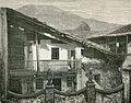 Casa in Sagliano ove nacque Pietro Micca xilografia su disegno di Bicocchi.jpg