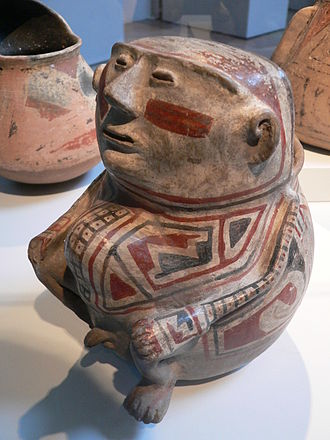 Chihuahua (state) - Paquimé artifact found at Casas Grandes
