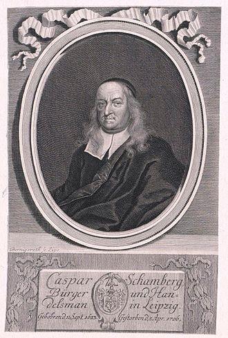 Caspar Schamberger - Caspar Schamberger