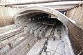 Cast-in-place reinforced concrete (rebar). Монолитные работы на станции метро Новокосино.jpg