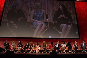 Orange Is the New Black - The series cast at The Paley Center For Media's PaleyFest 2014 event honoring the show