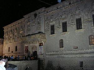Corigliano d'Otranto - Dei Monti Castle