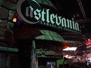 Castlevania: Lament of Innocence - Promotion at the 2003 Electronic Entertainment Expo
