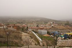 View of Castrillo del Val, 2009
