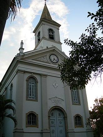 Barra do Piraí - SantAnna's Cathedral