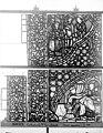 Cathédrale - Vitrail, baie 59, Vie de Joseph, onzième panneau, en haut - Rouen - Médiathèque de l'architecture et du patrimoine - APMH00031371.jpg
