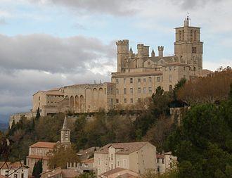 Béziers - Saint-Nazaire cathedral