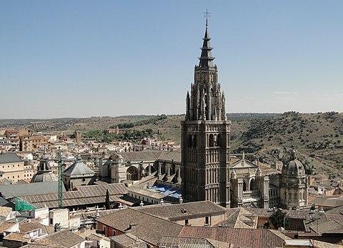 Toledo in one day?