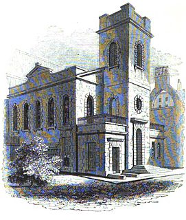 St Katherine Coleman Church in London
