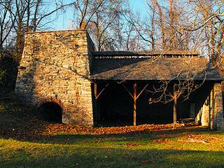 Catoctin Furnace United States historic place